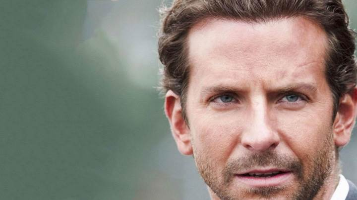 Bradley Cooper Looking At Front Face Closeup