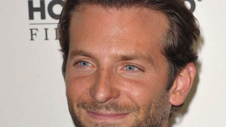 Bradley Cooper Smiling Face Closeup At Event
