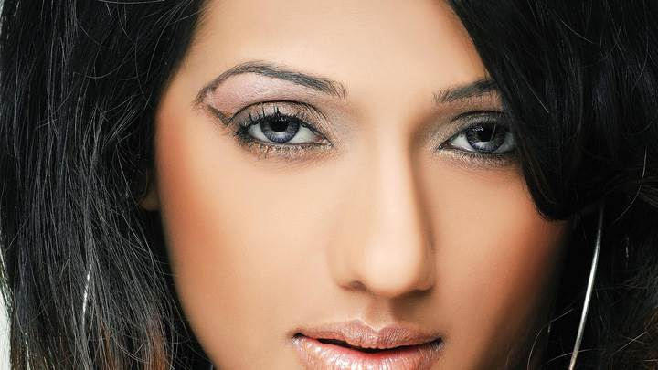 Brinda Parekh Looking At Camera Cute Front Face Closeup