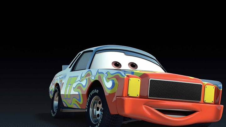 Cars 2 – Darrell Cartrip