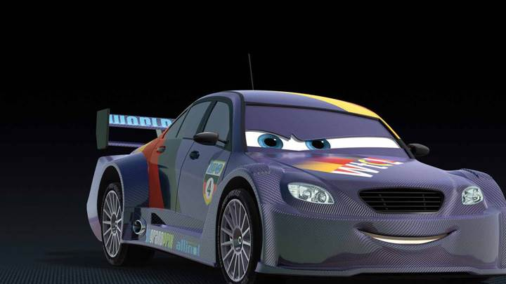 Cars 2 – Max Schnell