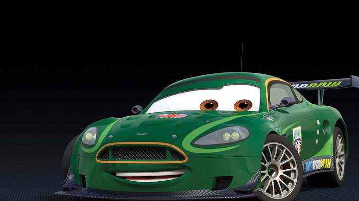 Cars 2 – Nigel Gearsley