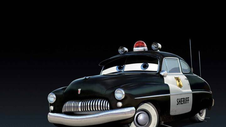 Cars 2 – Sheriff