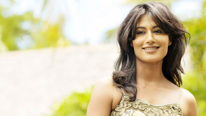 Chitrangada Singh Smiling Sweet Front Pose Photoshoot