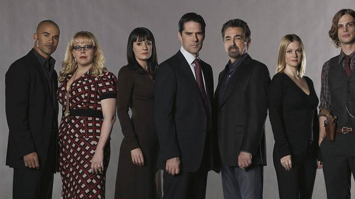 Criminal Minds Characters