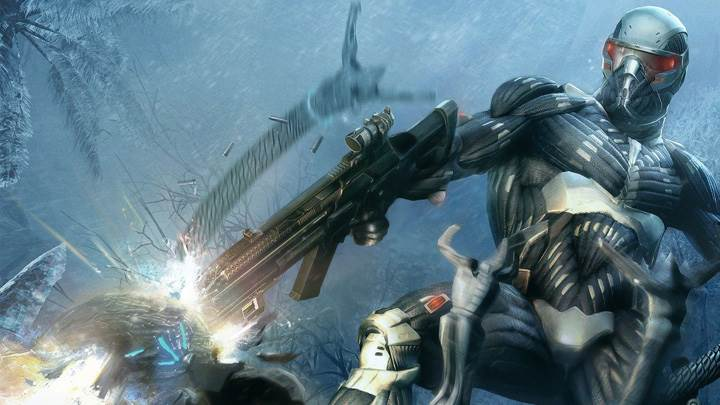 Crysis 2 Killing With Gun