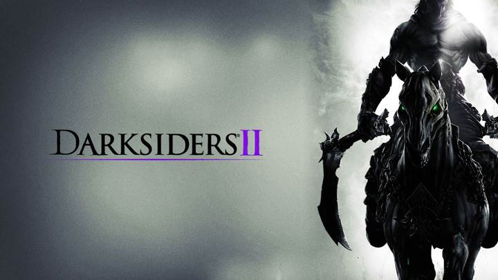 Darksiders 2 On Horse