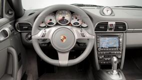 DashBoard Of Porsche 911 Carrera 4 And Carrera 4S