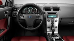 Dashboard Of 2010 Volvo C70