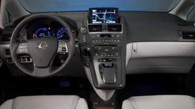 Dashboard Of Lexus HS 250H 2010