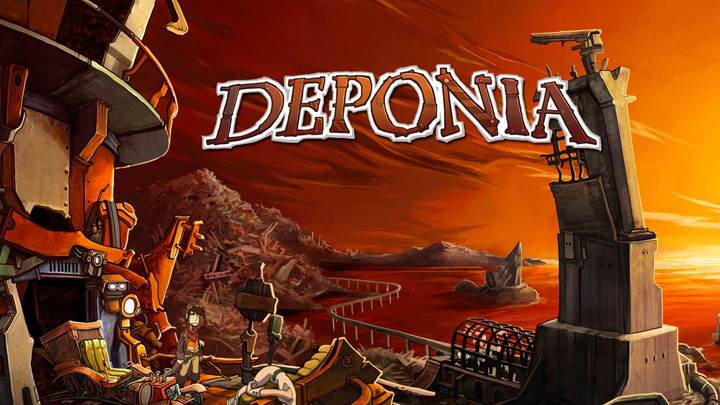 Deponia – A Tower