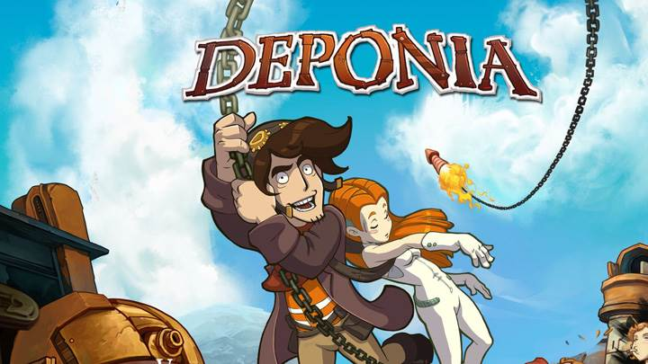 Deponia – Chained To A Rocket
