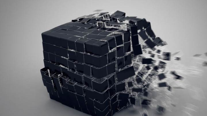 Destroying Black Cubes