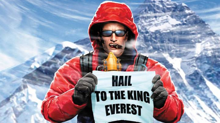 Duke Nukem Hail To The King Everest