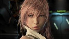 Final Fantasy Xiii – Girl Face Closeup
