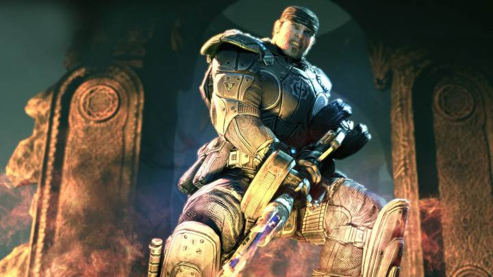 Gears Of War 2 – Flame Thrower