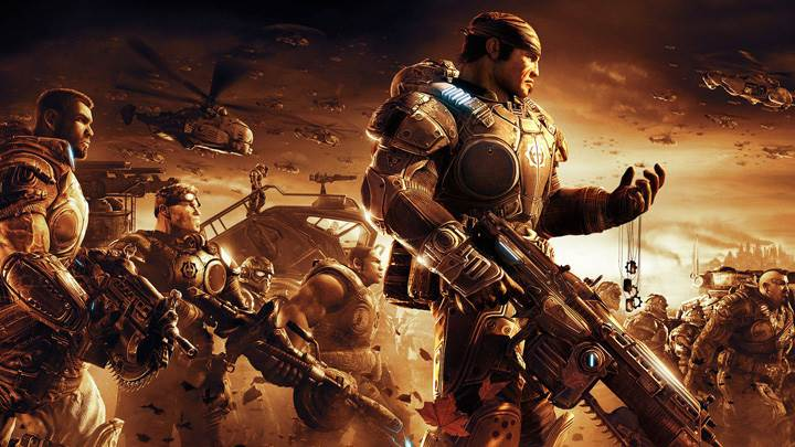 Gears Of War 2 – Ready To Attack