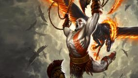 God Of War – In Air Killing