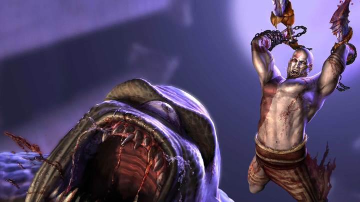God Of War Ii – Killer Jump