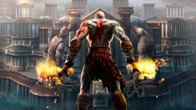 God Of War Iii – Back Pose