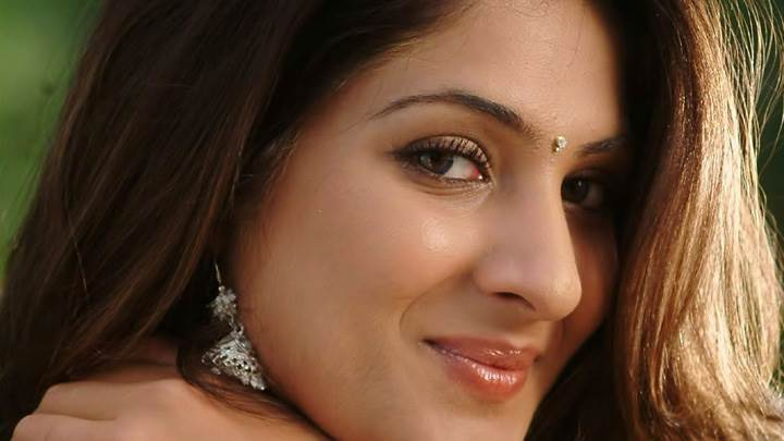 Gouri Mungal Looking At Camera Side Face Closeup