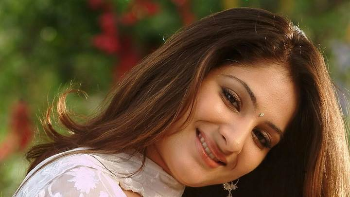 Gouri Mungal Smiling Sweet Pose Photoshoot