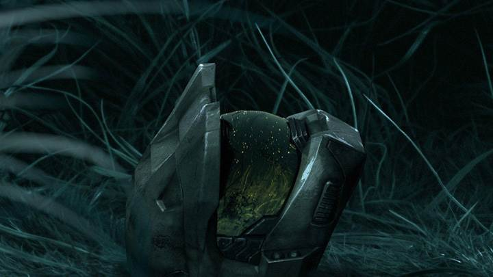 Halo 3 – Helmet On Ground