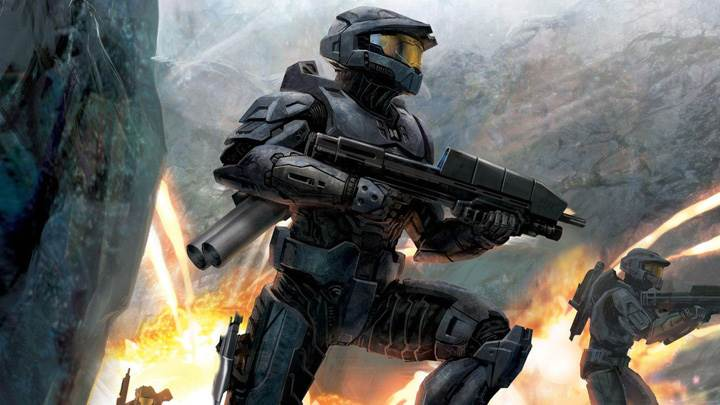 Halo 3 – In Mountains