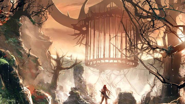 Heavenly Sword – Below The Cage