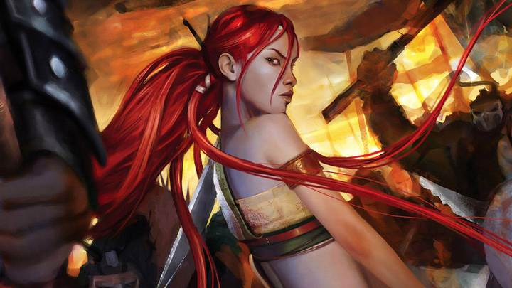 Heavenly Sword – Nariko Artistic Photo