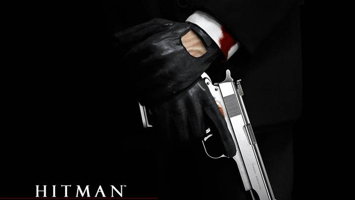 Hitman Absolution Cover Poster