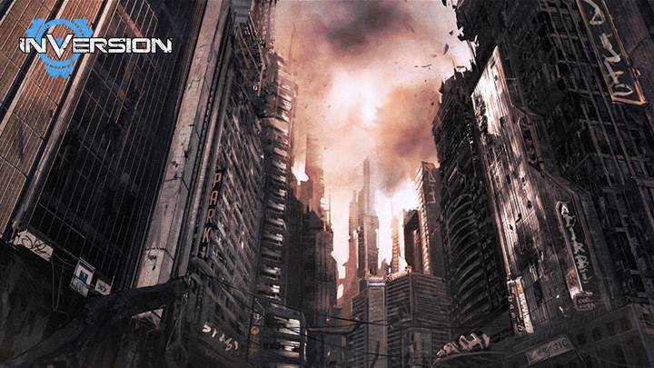Inversion – Destroyed Skyscrapers