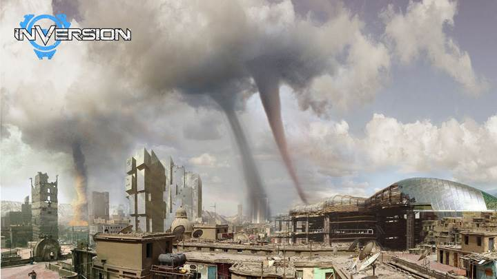 Inversion – Tornadoes In The City