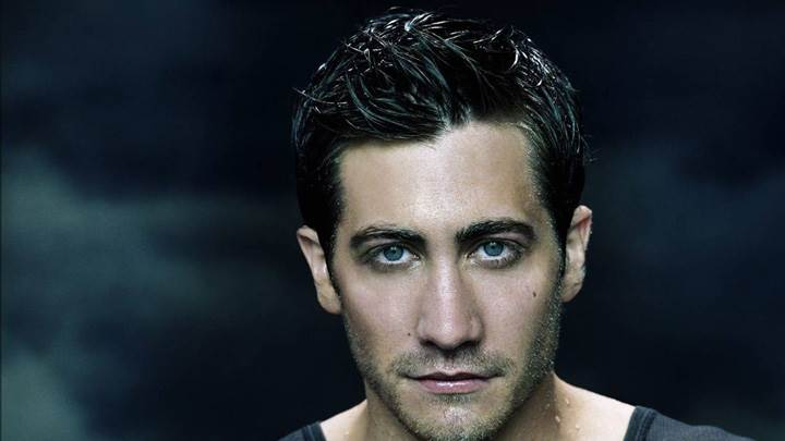 Jake Gyllenhaal Blue Eyes Front Face Closeup