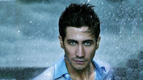 Jake Gyllenhaal In Rain Blue Eyes N Wet Body Photoshoot