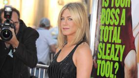 Jennifer Aniston Side Pose At Horrible Bosses Premiere In Hollywood