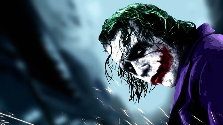 Joker Artistic Picture