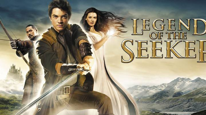 Legend Of The Seeker – Cover Poster