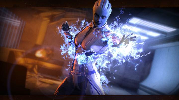 Mass Effect 2 – Electricity In Hand