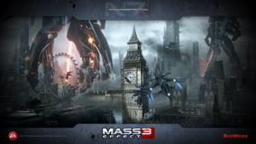 Mass Effect 3 – Big Machines Attacking
