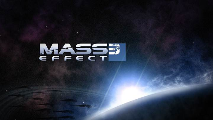 Mass Effect 3 – Blue Logo