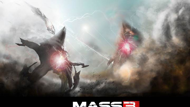 Mass Effect 3 – Lighting