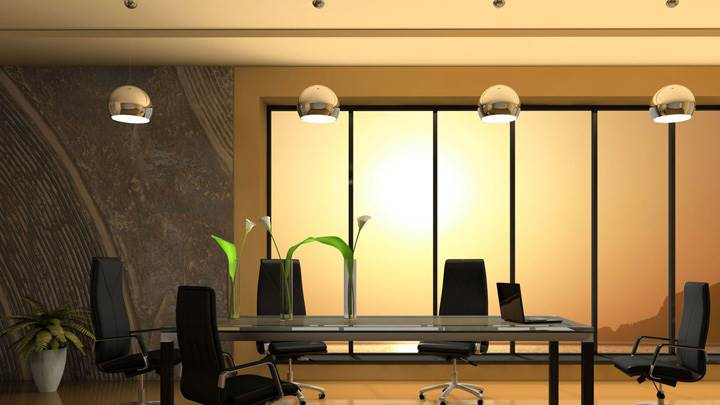 Meeting Room In Office