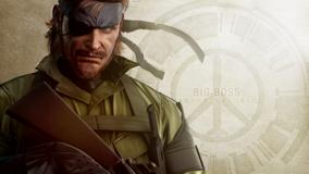 Metal Gear Solid 3 Big Boss
