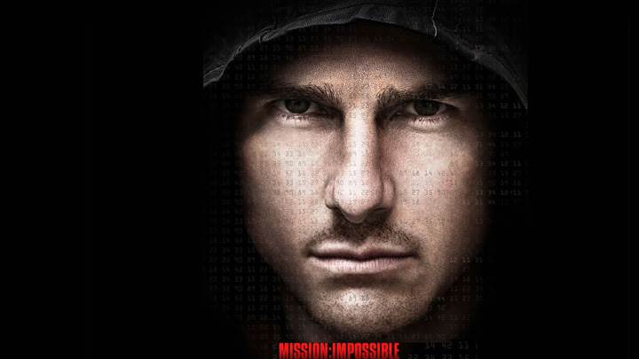 Mission Impossible Ghost Protocol Tom Cruise Face Closeup Wallpaper