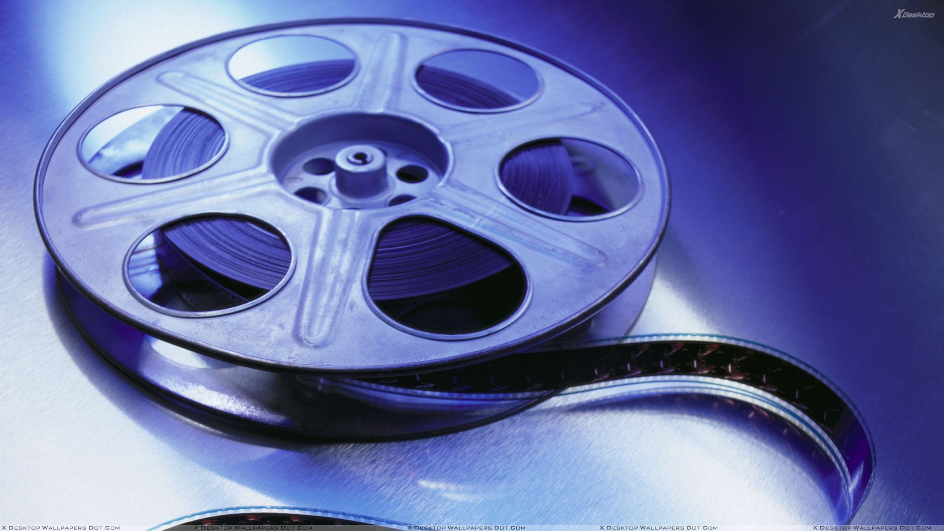 Film Reel Wallpaper | Joy Studio Design Gallery - Best Design