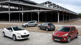 Peugeot 207 GTi THP 175 Restyled In Red, White N Black