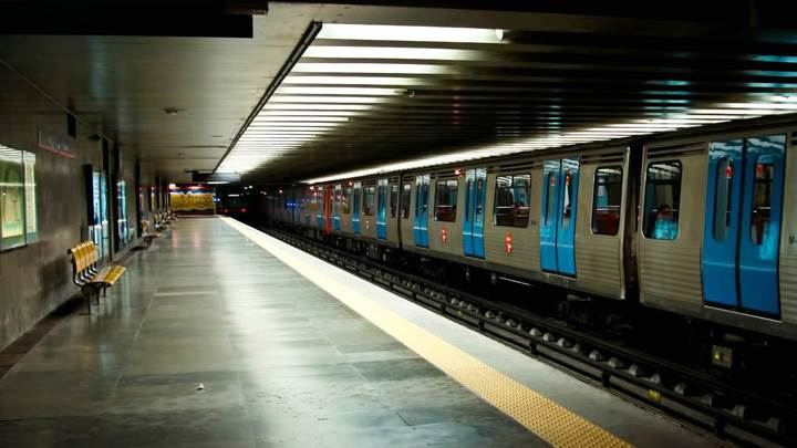 Picture Of A Subway