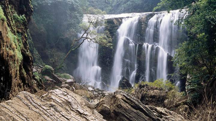 Sathodi Waterfall