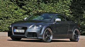 Side Pose Mcchip Dkr Audi Tt Rs Grey Color